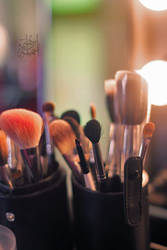 brushes .. by bnateen