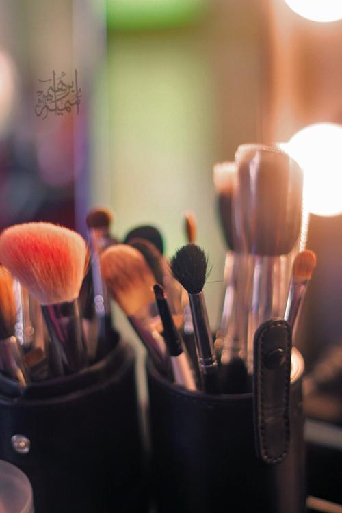 brushes ..