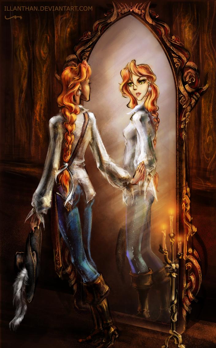 Commission - Pirat Girl by ILLanthan