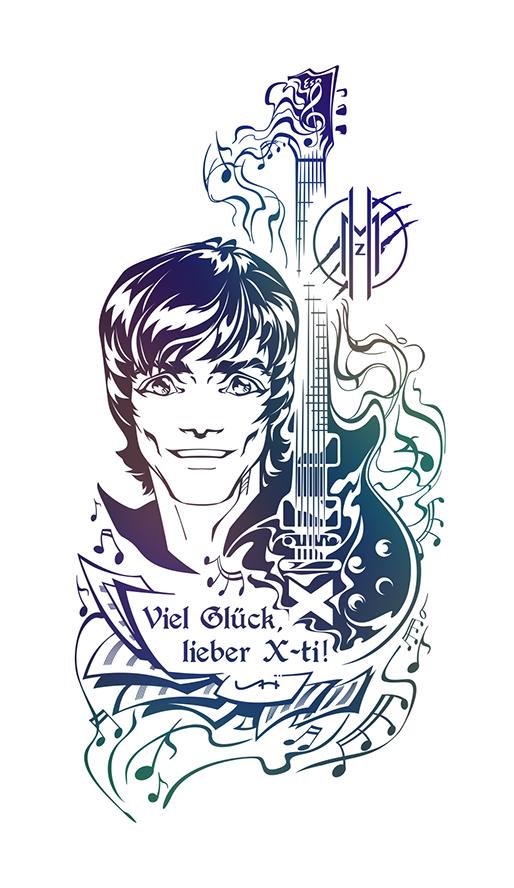 Herzlichen Glueckwunsch! by ILLanthan