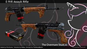 FO:E Assault Rifle