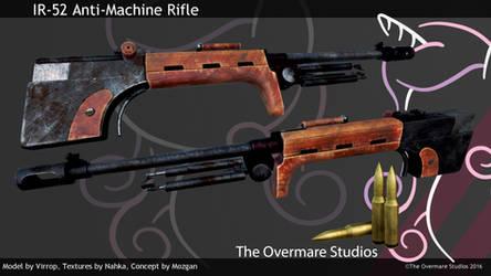 FO:E Anti-machine Rifle by Poninnahka