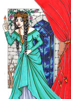 Reine Mab by RaxaMermaid