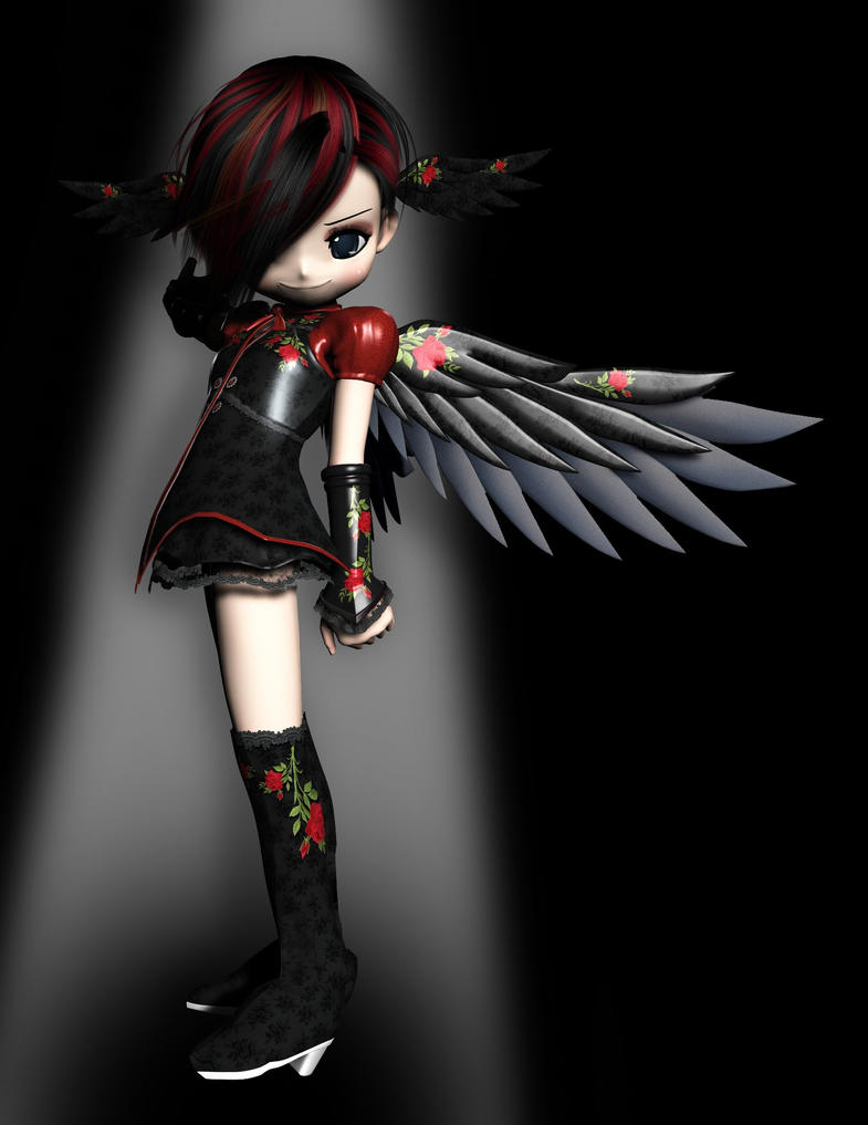 nm58-dark angel by lyonesskim
