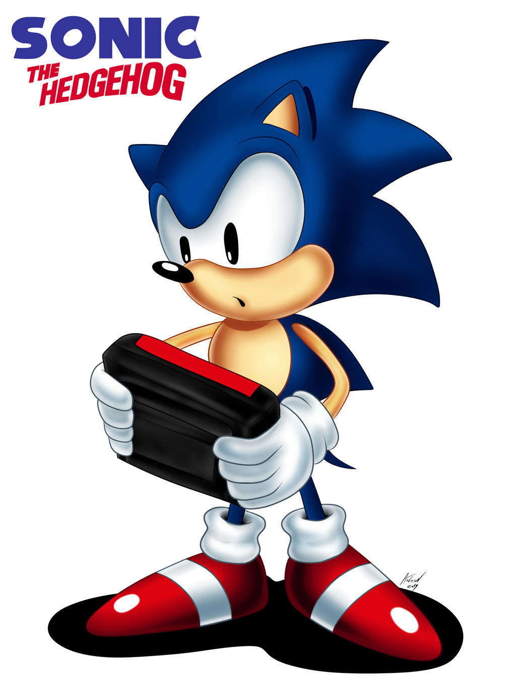 Sonic Classic 2 By Andersonicth On Deviantart
