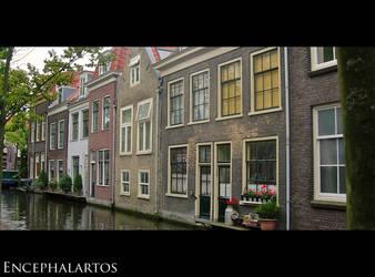 Oude Delft by Encephalartos