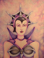 Evil Lyn by ChinusMetallicus