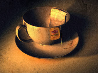 Cup Of Tea by wurp
