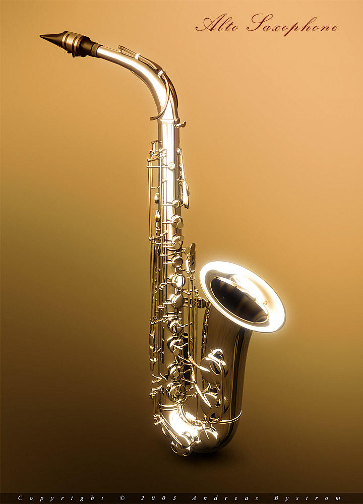 Sax by wurp