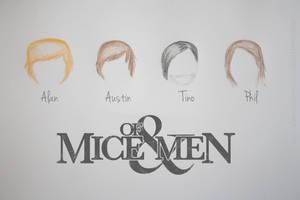 Of Mice And Men by MissBillK