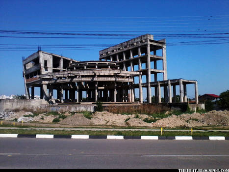 Abandoned Youth's House