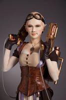 Steampunk  Girl by Daiquiri-Design
