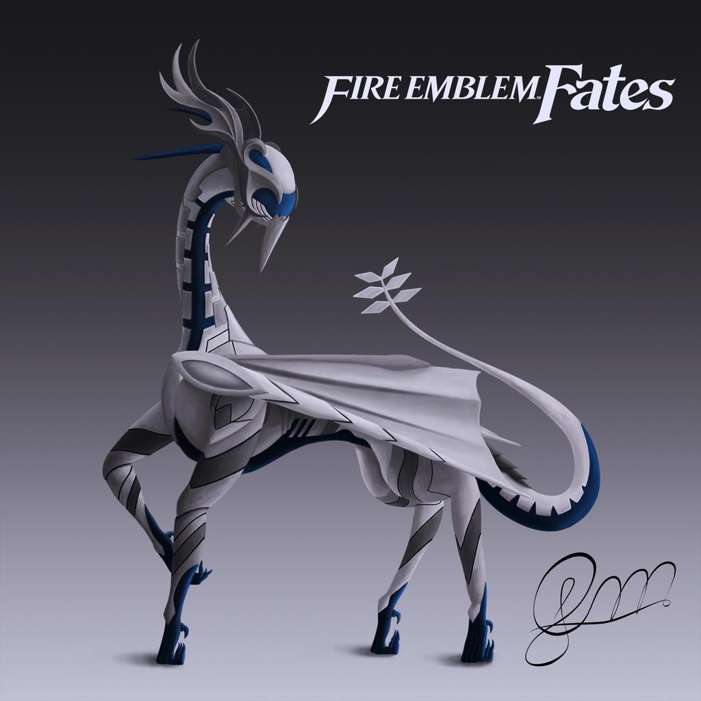 Manakete - Fire Emblem Fates by josejunior044 on DeviantArt
