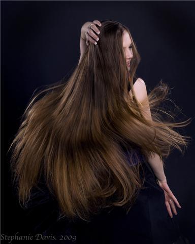 Long Hair Fetish 76