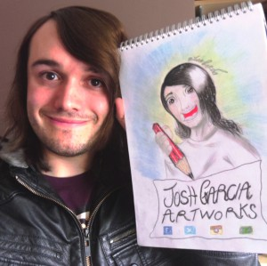 JoshGarciaArtworks's Profile Picture
