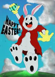 Happy Easter! by JoshGarciaArtworks