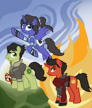 The Legend of Korra (Ponified edition)
