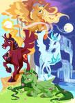 Seasonal Alicorns 2
