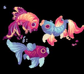 Fishy by Bedupolker