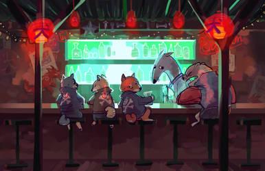 Doggy Dive Bar