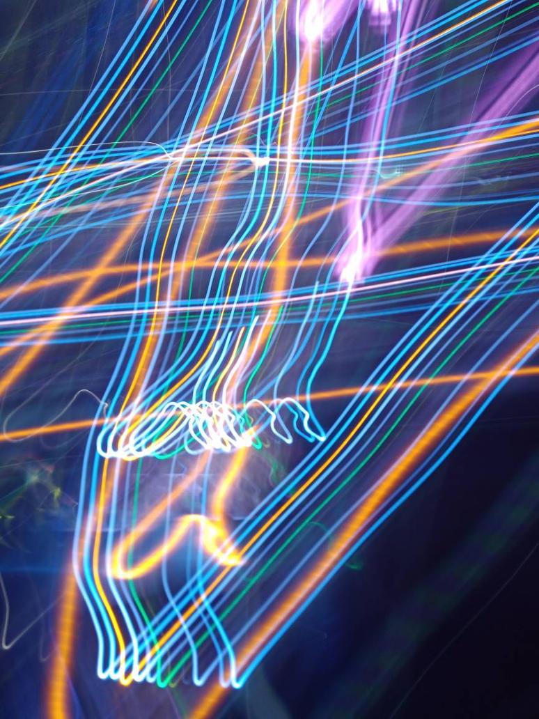 Rainbow flash by xilemdude