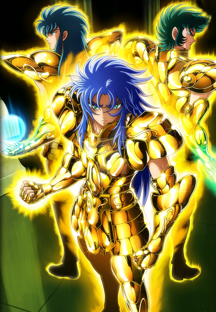 saga__camus_and_shura___saint_seiya_cosm