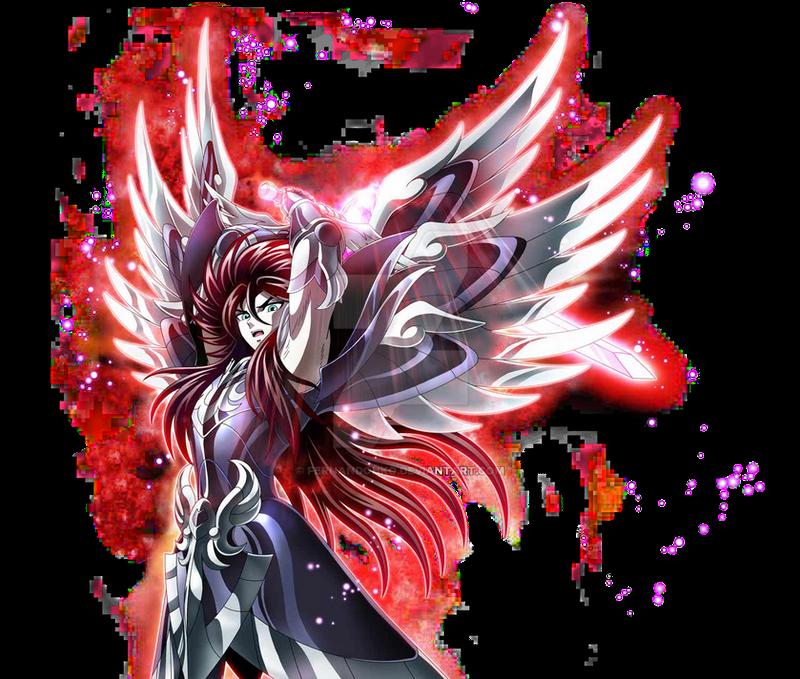 Saint Seiya (SUPER Exclusive Render) By