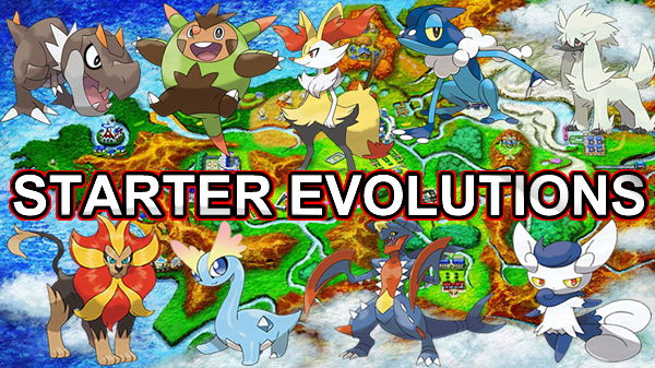 how to start a new game pokemon x and y