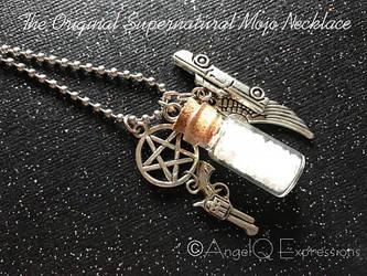 The Original Supernatural Mojo Necklace by SpellsNSpooks
