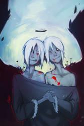 Twins by Neuntoeter