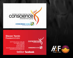 Conscience Business Card