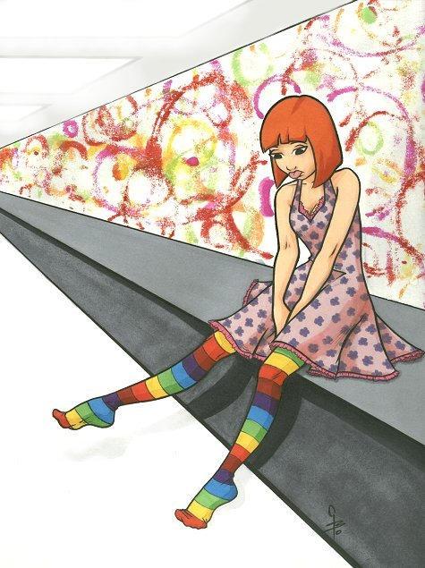 Dont Like Rainbows by SalenaB