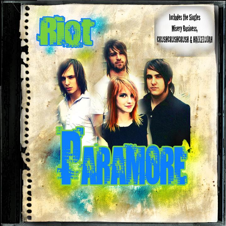 paramore 2017 album cover - photo #24