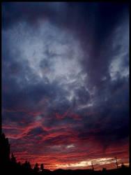 sunrise by jabibita