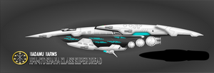 Adamu Arms HPN-47d Shaka class super dread by capriceklasik