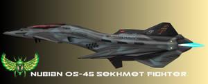 Nubian Sekhmet multi role Fighter