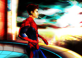 Amazing Spiderman by YsCordelon
