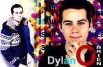 Dylan O'brien Confetti Wallpaper