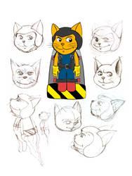 Jetpack Cat
