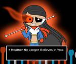 Underdrama Disbelief Heather