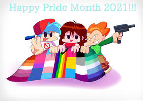 Happy Pride Month 2021 #2