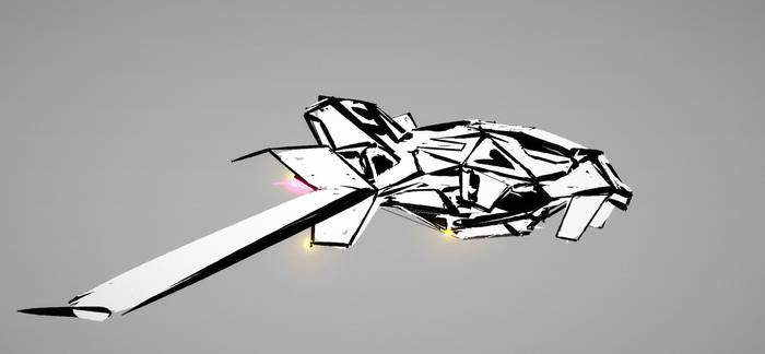 vr tilt brush concept ship 12072017