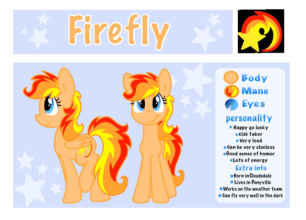Firefly Ref by Neko-Snicker