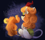 Fluffy Blaze