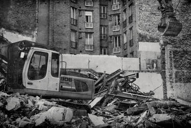 demolition site by NewChord