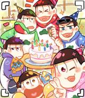 birthday boyss~ by boaarmeep
