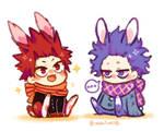 more bunnies~