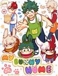a bunny comics~