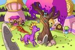 Spyro, a Hero's Tail