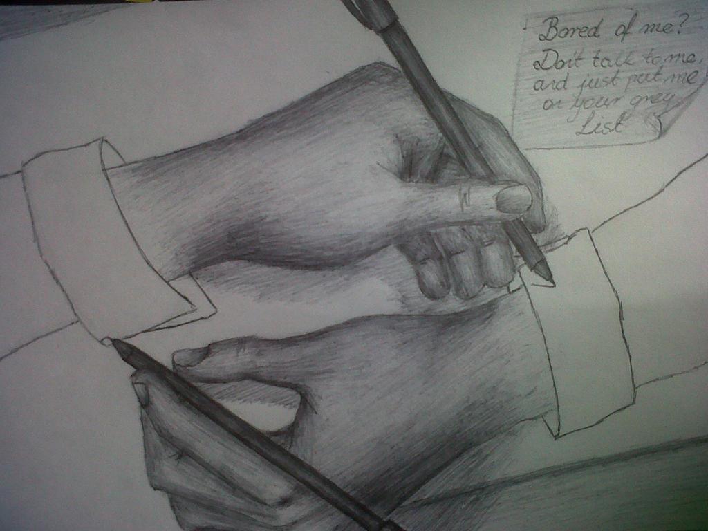 Drawn to Life by Krystian3Polish